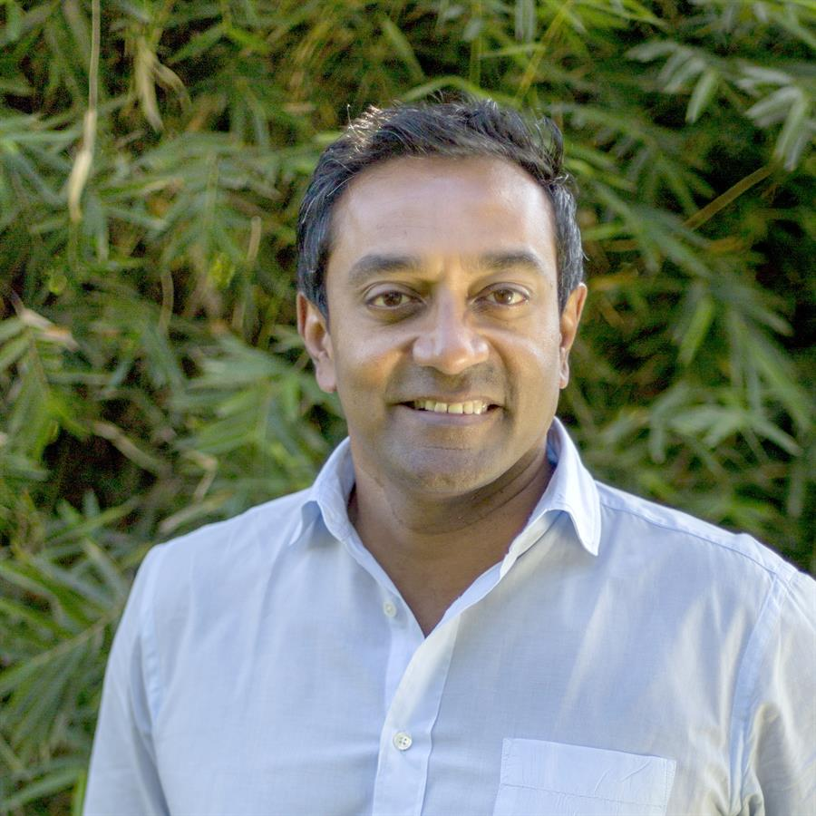 Portrait of M. Sanjayan, Ph.D.
