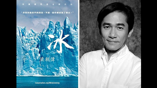 "Tony Leung is ""Ice"""