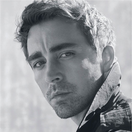 "Portrait of Lee Pace, voice of ""Mountain"""