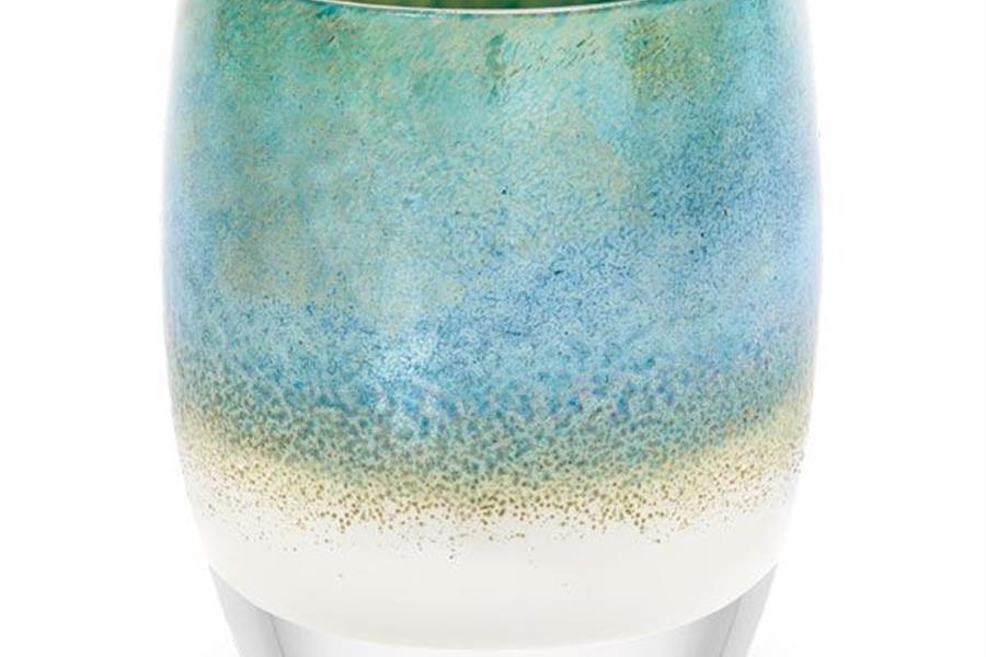 glassybaby Mother Earth votive